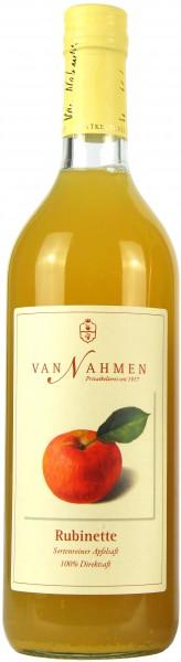 Obstkelterei Van Nahmen - Rubinette Apfelsaft