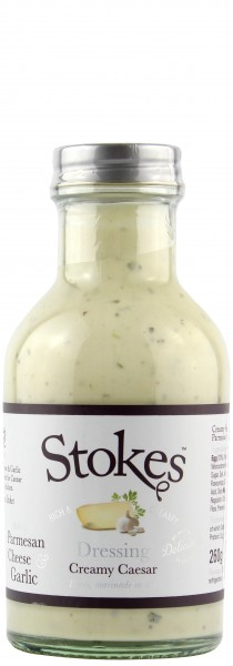 Stokes Sauces - Dressing Creamy Caesar 269 ml