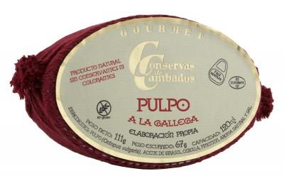 Conservas de Cambados - Octopus in galizischer Sauce, 111 g