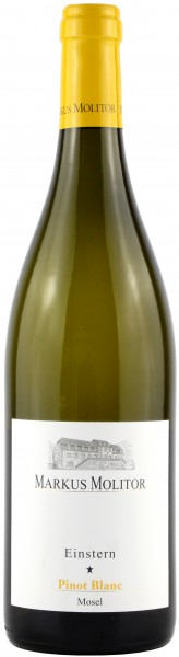 Weingut Markus Molitor - 2017 Pinot Blanc trocken Einstern*