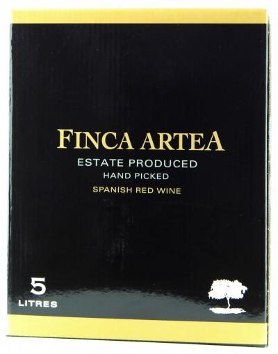 Bodegas Nekeas - Navarra Tinto Finca Artea 5 Liter Weinschlauch