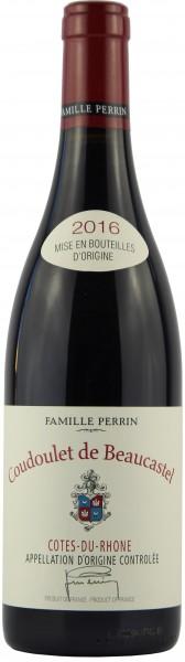 Château de Beaucastel/Familie Perrin - 2016 Côtes du Rhône 'Coudoulet de Beaucastel'