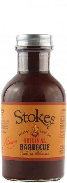 Stokes Sauces - Original Barbecue Sauce & Dip 250 ml