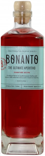 Mediterranean Premium Spirits  - Bonanto Aperitif