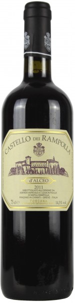 Castello dei Rampolla - 2011 Vigna d'Alceo