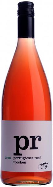 Weingut Hensel - 2017 Portugieser Rosé Liter