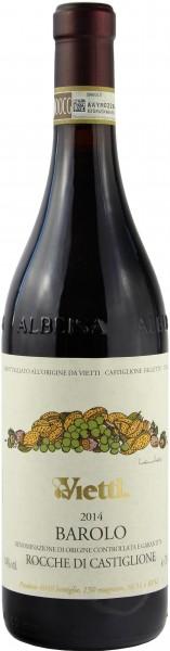 Vietti - 2014 Barolo 'Rocche di Castiglione'