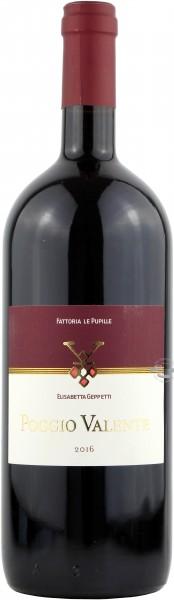 Fattoria Le Pupille - 2016 Poggio Valente Magnum