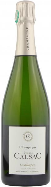 Champagne Etienne Calsac - Champagne 'Les Rocheforts' Premier Cru Extra Brut