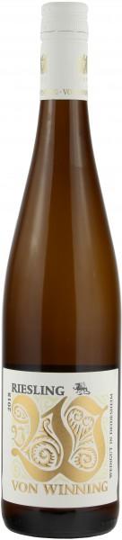 Weingut von Winning - 2018 Riesling trocken Gutswein 'Drache'