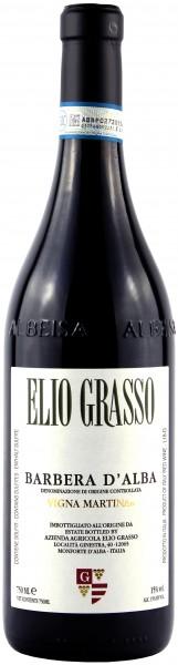 Azienda Agricola Elio Grasso - 2017 Barbera d'Alba 'Vigna Martina' Magnum