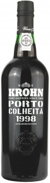 Krohn Port - Porto Colheita 1998