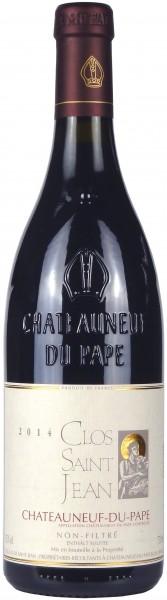 Clos Saint Jean - 2014 Châteauneuf-du-Pape rouge