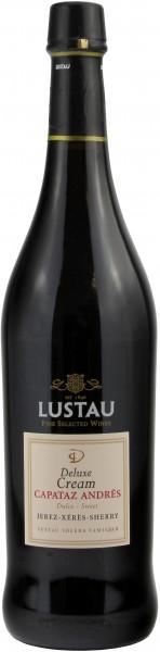 Emilio Lustau S.A. - Solera Reserva Capataz Andres Deluxe Cream Sherry