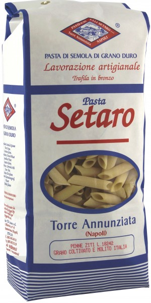 Pastificio Fratelli Setaro - Pasta Penne Ziti 1 kg
