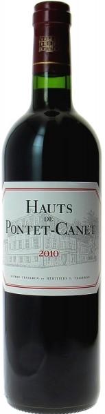 Château Pontet-Canet - 2010 Paulliac Hauts de Pontet-Canet
