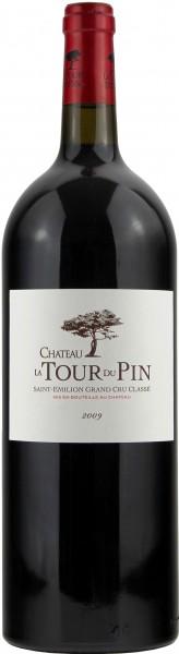Château La Tour du Pin - 2009 Château La Tour du Pin Grand Cru Classé Magnum