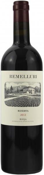 Granja de Remelluri - 2012 Rioja Reserva