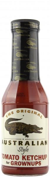 Food Imagineering - The Original Australian, Tomato Ketchup for Grownups, 355 ml