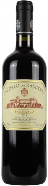 Castello dei Rampolla - 2011 Sammarco Magnum