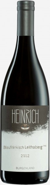Weingut Gernot & Heike Heinrich, Bioweingut - 2012 Blaufränkisch Leithaberg